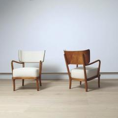 Pair of Finnish 1930s Armchairs - 1899312
