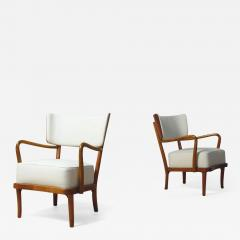 Pair of Finnish 1930s Armchairs - 1901892