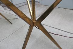 Pair of Floor Lamp Tables Attributed to Paul McCobb - 2053685
