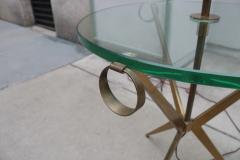 Pair of Floor Lamp Tables Attributed to Paul McCobb - 2053697