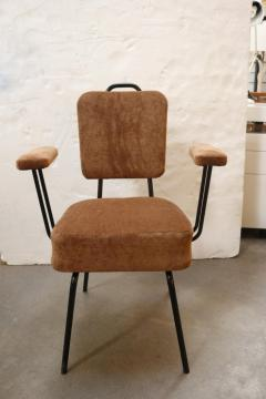 Pair of French 1950s Armchairs - 1203736