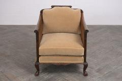 Pair of French 19th Century Louis XIV Style Armchairs - 1123766