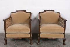 Pair of French 19th Century Louis XIV Style Armchairs - 1123767