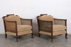 Pair of French 19th Century Louis XIV Style Armchairs - 1123768
