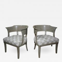 Pair of French Armchairs - 1100910