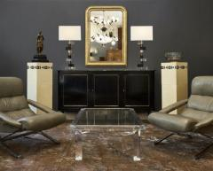 Pair of French Art Deco Pedestals - 929641
