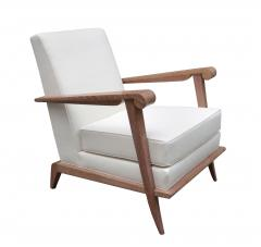 Pair of French Modernist Armchairs - 1140570