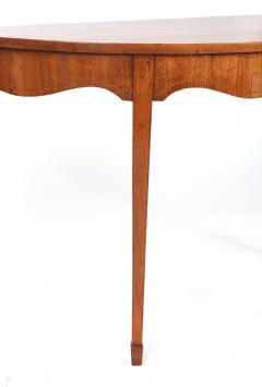 Pair of George III Mahogany Console Tables c 1790 - 1910577