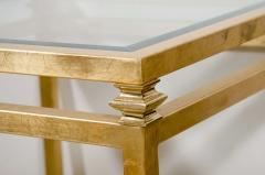 Pair of Gilt Iron Side Tables - 1099949