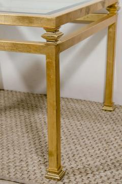 Pair of Gilt Iron Side Tables - 1099950