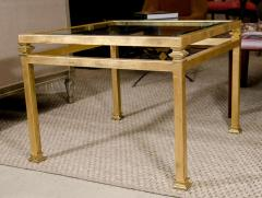 Pair of Gilt Iron Side Tables - 1099953