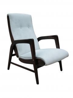 Pair of Gio Ponti Designed Armchairs - 1008991