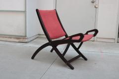 Pair of Gio Ponti Ninfea Folding Chairs for Brevetti Reguitti - 1999073