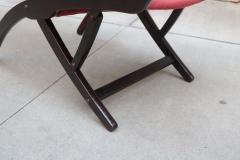 Pair of Gio Ponti Ninfea Folding Chairs for Brevetti Reguitti - 1999202