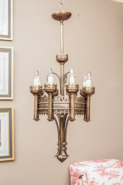 Pair of Gothic Style Chandeliers - 1205230