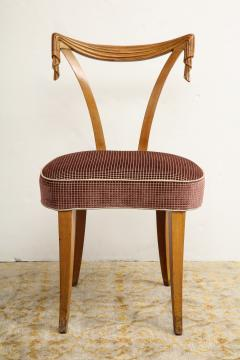 Pair of Grosfeld House Carved Chairs - 838429
