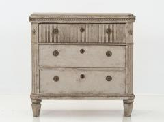 Pair of Gustavian Pair of Chests of Drawers - 1675049