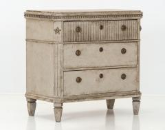 Pair of Gustavian Pair of Chests of Drawers - 1675051