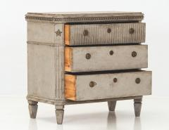 Pair of Gustavian Pair of Chests of Drawers - 1675052