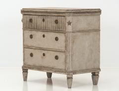 Pair of Gustavian Pair of Chests of Drawers - 1675053