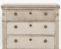 Pair of Gustavian Pair of Chests of Drawers - 1675064