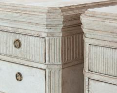 Pair of Gustavian Style Chest of Drawers - 1672219
