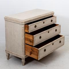 Pair of Gustavian Style Chests of Drawers - 1661085