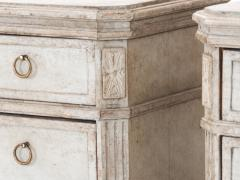 Pair of Gustavian Style Chests of Drawers - 1673027