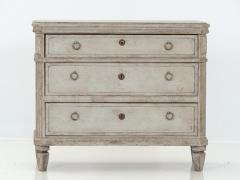 Pair of Gustavian Style Chests of Drawers - 1673065