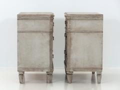 Pair of Gustavian Style Chests of Drawers - 1673079