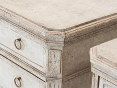 Pair of Gustavian Style Chests of Drawers - 1673085