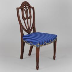 Pair of Hepplewhite Side Chairs - 601931