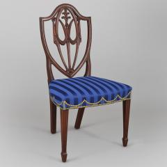 Pair of Hepplewhite Side Chairs - 601932