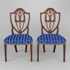 Pair of Hepplewhite Side Chairs - 601935