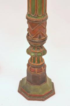 Pair of Impressive French 19th Century Napoleon III Torchere Columns - 929604