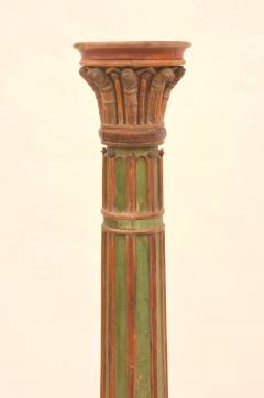 Pair of Impressive French 19th Century Napoleon III Torchere Columns - 929606