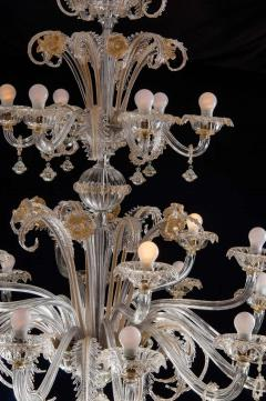 Pair of Impressive Murano Chandeliers by Seguso 1960 - 1780404