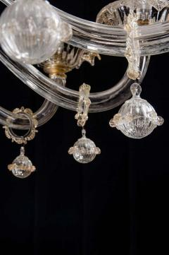 Pair of Impressive Murano Chandeliers by Seguso 1960 - 1780407
