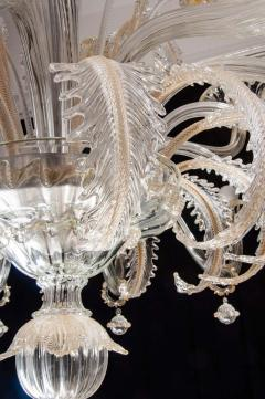 Pair of Impressive Murano Chandeliers by Seguso 1960 - 1780412