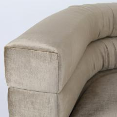Pair of Interior Crafts Channeled Loveseats - 443248