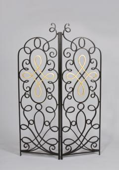 Pair of Iron Grilles - 480417
