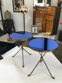 Pair of Italian 1950th side tables  - 2046203