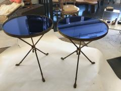 Pair of Italian 1950th side tables  - 2046207