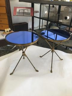 Pair of Italian 1950th side tables  - 2046208