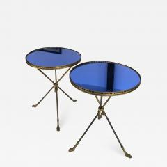 Pair of Italian 1950th side tables  - 2047487