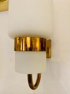 Pair of Italian 1960s Mid Century Wall Lights - 2131467