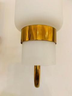 Pair of Italian 1960s Mid Century Wall Lights - 2131471