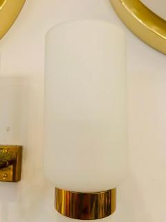 Pair of Italian 1960s Mid Century Wall Lights - 2131476