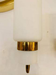 Pair of Italian 1960s Mid Century Wall Lights - 2131481