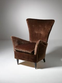 Pair of Italian 50s Lounge Chairs - 1587508